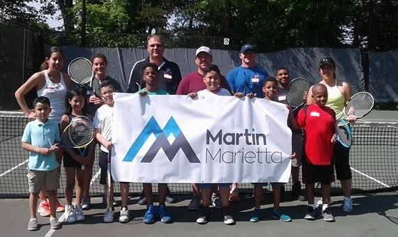Thank you Martin Marietta!