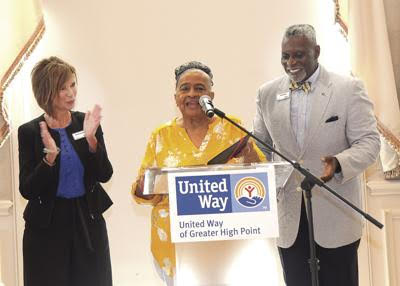 Congrats to United Way High Point!